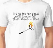 It's All Fun and Games... Unisex T-Shirt