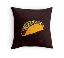taco lovejoy Throw Pillow
