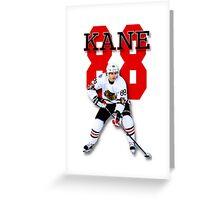 Patrick Kane - Chicago Blackhawks Greeting Card