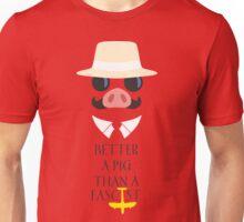 Porco's Wisdom Unisex T-Shirt