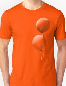 3rd Birthday Balloons Tee Unisex T-Shirt