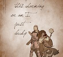 The Hunchback of Notre Dame inspired valentine. by topshelf