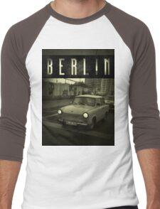 BERLIN VINTAGE Men's Baseball ¾ T-Shirt