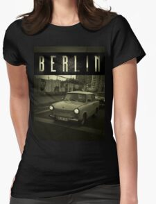 BERLIN VINTAGE Womens Fitted T-Shirt