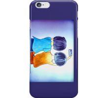 Cute selfie iPhone Case/Skin