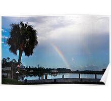 Marina Rainbow Poster