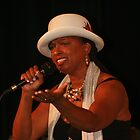Joan Belgrave - The Entertainer by Charles Ezra Ferrell - PhotoARTgraphy