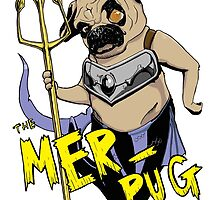 The Mer-Pug by Jack Mudge