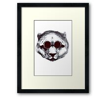 Doc. Lion Framed Print