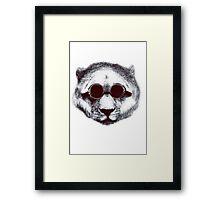 Doc. Lion Framed Print
