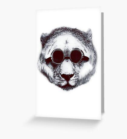 Doc. Lion Greeting Card