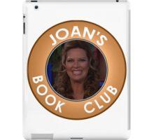 Joan Callamezzo's book club. iPad Case/Skin