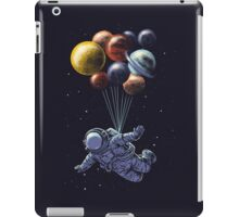 Space Travel iPad Case/Skin