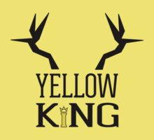 The Yellow King Kids Clothes