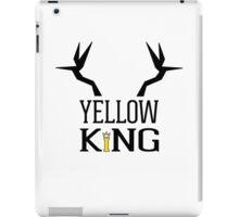 The Yellow King iPad Case/Skin
