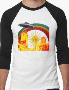 What On Earth Men's Baseball ¾ T-Shirt