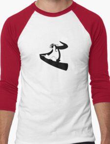 Return to Shiverpool Men's Baseball ¾ T-Shirt
