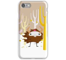 In a lonely place iPhone Case/Skin