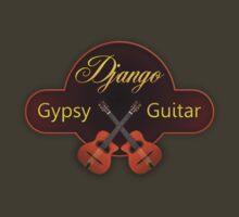 Django Gypsy guitar T-Shirt