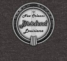 Vintage Dixieland Banjo Hoodie