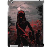 survival instinct iPad Case/Skin