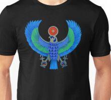 Egyptian God Horus in Falcon Form Unisex T-Shirt