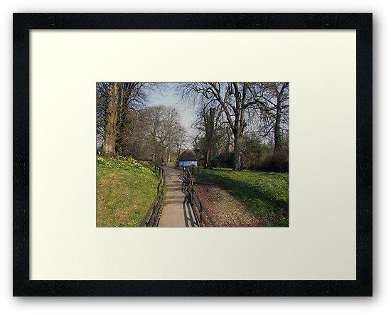 Bunratty in Springtime by John Quinn