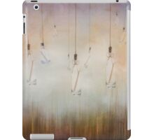 Messages to the world iPad Case/Skin