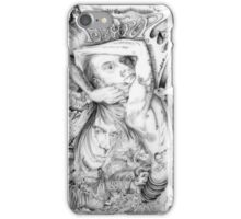 "Iggy ""Twisted"" Pop iPhone Case/Skin"