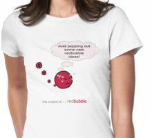 New Ideas from Redbubble Womens Fitted T-Shirt