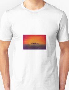 Type 23 Frigate, Royal Navy T-Shirt
