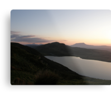 Muckish Mountain  -  Co. Donegal Ireland  Metal Print