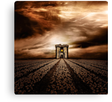 The Mansion Canvas Print