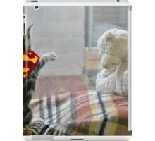 Come on Bear it's play time iPad Case/Skin