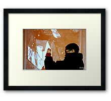 Photographer the Gallery  Framed Print