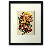 Teddiursa  Framed Print