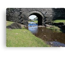 Gap of Dunloe bridge Canvas Print