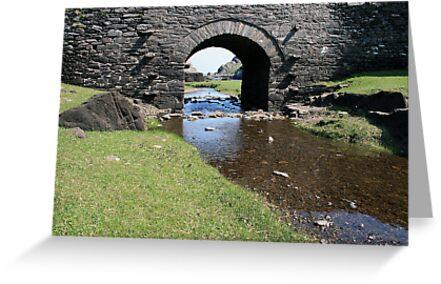 Gap of Dunloe bridge by John Quinn
