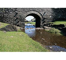 Gap of Dunloe bridge Photographic Print