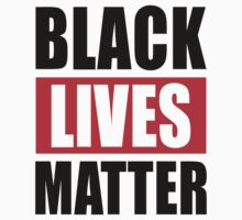 Black Lives Matter by designbymike