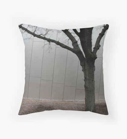 The First Breath. Throw Pillow