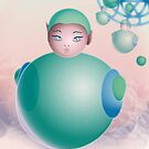 Bubble dream by Carole Felmy