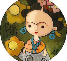 Linda Frida by michitashop