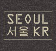 Seoul, South Korea by MonsterCrossing