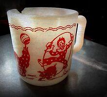 My Well Used Childhood Mug by trueblvr