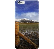 The Ochills iPhone Case/Skin