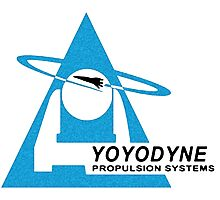 Yoyodyne Propulsion Systems Photographic Print