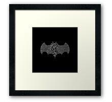 Crusader Framed Print