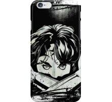 Wonder Woman Grunge iPhone Case/Skin