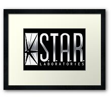 Star Lab Framed Print